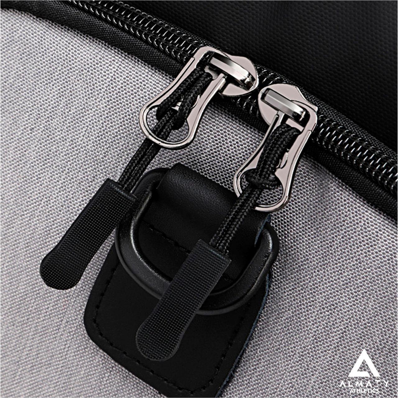 Дорожная сумка-портплед ALMATY ATHLETICS - фото 4