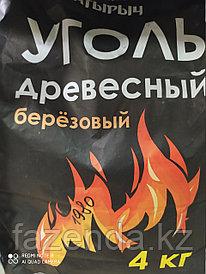 Уголь березовый Батырыч, 4 кг