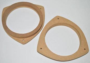 Кольца для Toyota 16,5 см фанера