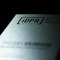 Изготовление визитки на дизайнерской бумаге. Заказать печать. Заказать дизайн и изготовление визитки онлайн