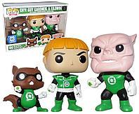Funko Pop Зеленые фонари DC (эксклюзив)