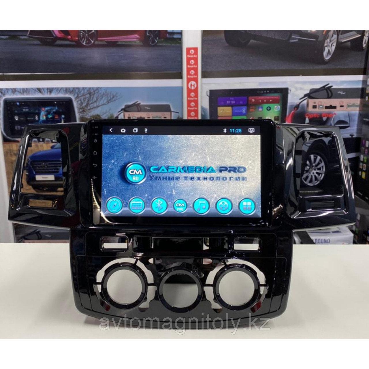 Магнитола CarMedia PRO Toyota Hilux 2013-2015