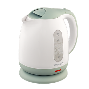 Электрический чайник Scarlett SC-EK18P55 белый