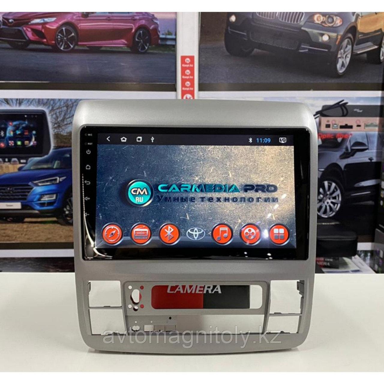 Магнитола CarMedia PRO Toyota Alphard