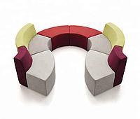 Модульные диванчики для офиса