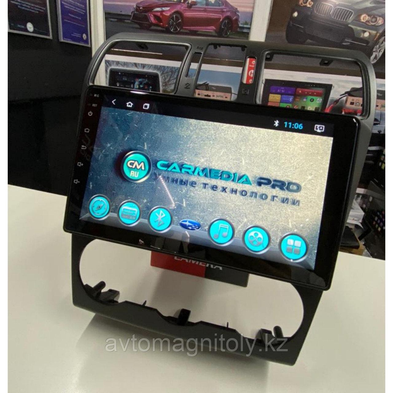 Магнитола CarMedia PRO Subaru Forester 2014-2016