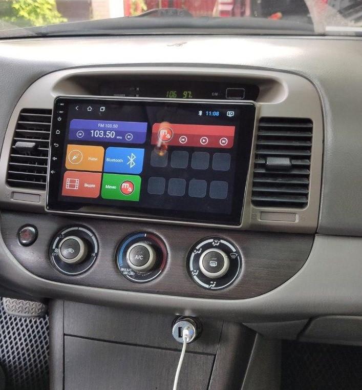 Штатная магнитола Mac Audio Toyota Camry 30/35 2002-2006 IPS ANDROID