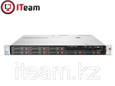 Сервер HP DL360 Gen10 1U/1x Silver 4208 2.1GHz/16Gb/No HDD