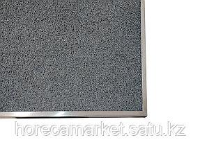 Коврик дезинфицирующий с лотком из нержавеющей стали 48x68 cm, фото 3