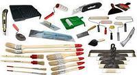 Малярно и штукатурный инструменты   /  Painting and plastering tools