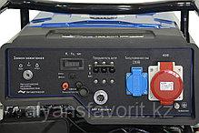 БЕНЗОГЕНЕРАТОР TSS SGG 6000 E3A С АВР, фото 2