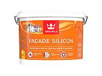 Facade Silicon - Фасад Силикон, 9 л., (База VVA, С)
