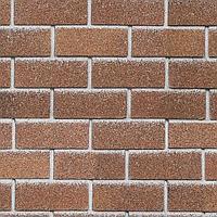 Фасадная плитка HAUBERK, КИРПИЧ красный, фото 1