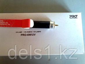 Ультрафиолетовая лампа  для детекторов банкнот,   PRO 6W/UV