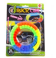 Конструктор Track Car 56 деталей, мэджик трек