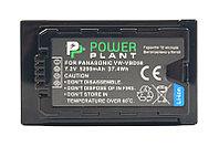 Аккумулятор для Panasonic VW-VBD58 (PowerPlant) 5200mAh, фото 1