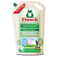 Жидкое средство для стирки белья Марсельское мыло 2000мл Frosch