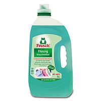 Жидкое средство для стирки цветного белья Яблоко 5000мл Frosch