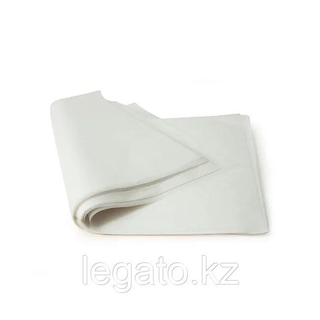 Бумага для выпекания, силиконизированная, в листах - 40 х 60 см, белая