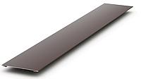 Стыковочная планка простая Матовый 3000 мм