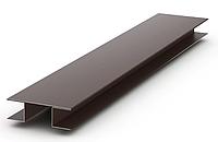Стыковочная планка сложная Матовый 3000 мм
