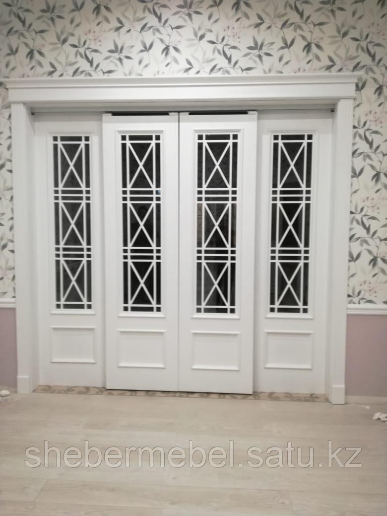 Межкомнатные двери из МДФ И Шпона на заказ