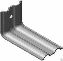 Крепежный кронштейн эконом КК 120х50х50, 1,2 мм