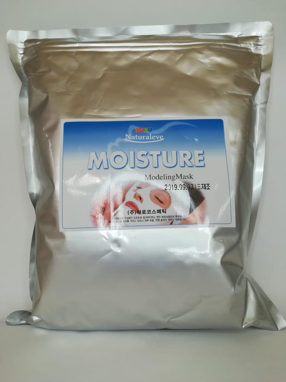 Увлажняющая альгинатная маска (MOISTURE MODELING MASK) 1 кг
