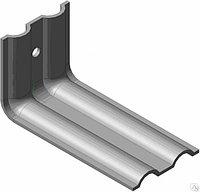 Крепежный кронштейн эконом КК 120х50х50, 2 мм