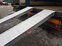 Алюминиевые сходни от производителя (трап, аппарель) 7,5 тонн без бортов, фото 5