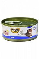 Влажный корм для котят Мнямс с курицей в желе, фото 1