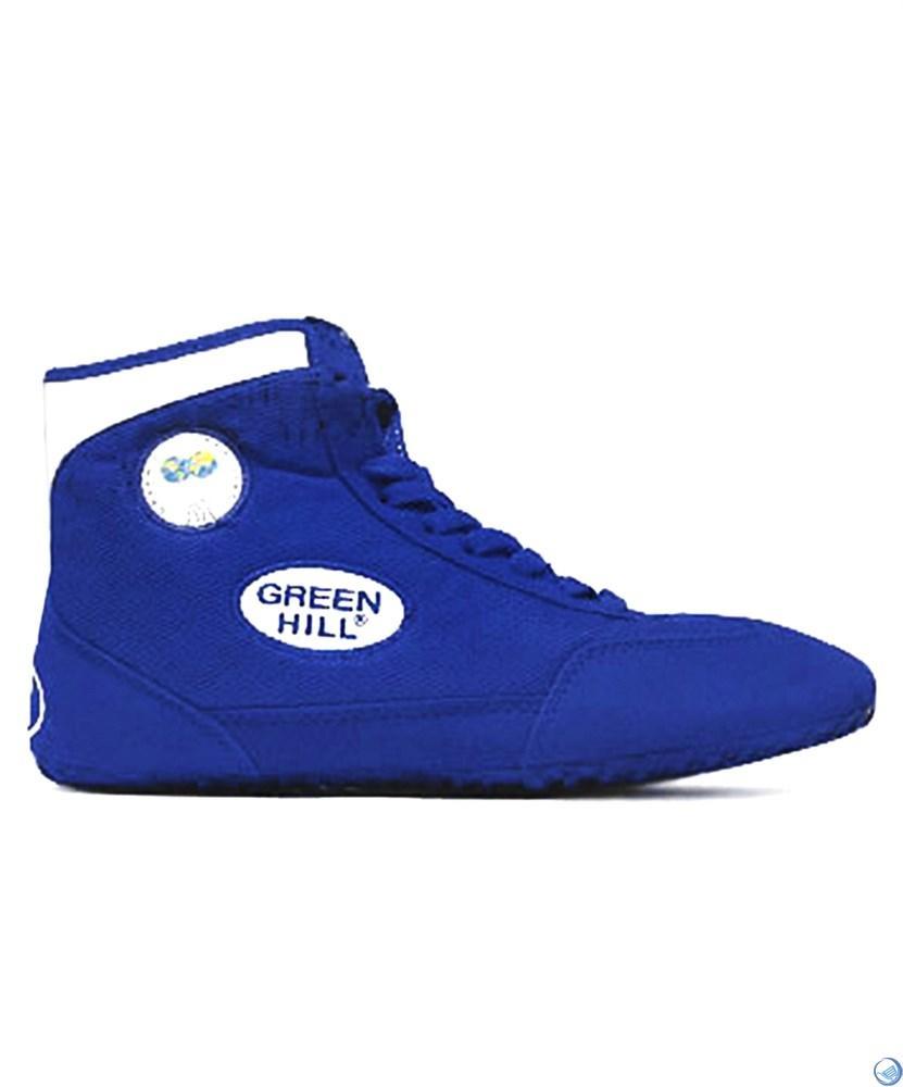 Борьба.Обувь Green Hill / World Champ