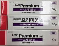 Анестезирующий гель J-Cain туба 9,6%  30гр, фото 2