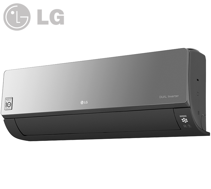 Кондиционер LG: AC09BQ (Art cool Mirror New Inverter - R32)