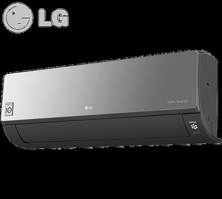 Кондиционер LG: AC09BQ (Art cool Mirror New Inverter - R32), фото 2