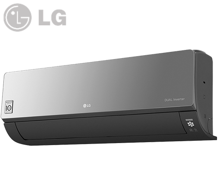 Кондиционер LG: AC09SQ (Art cool Mirror New Inverter - R32), фото 2