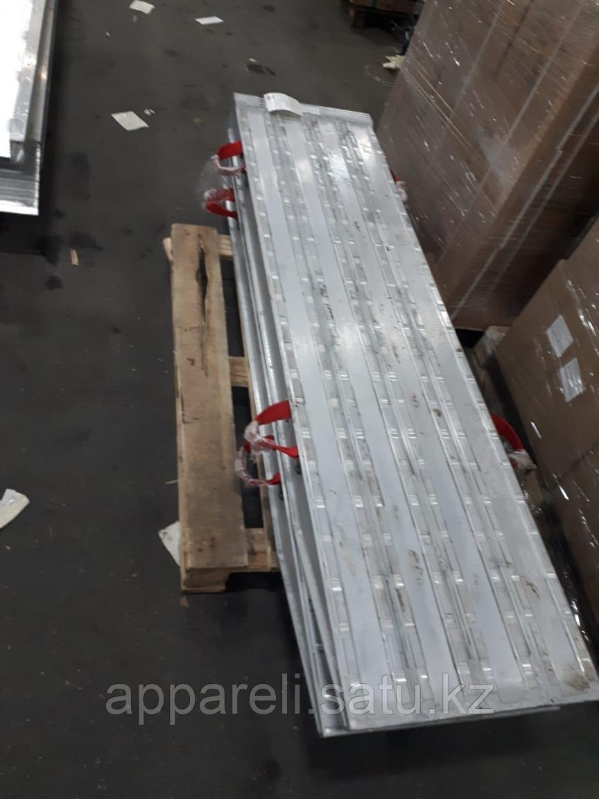 Алюминиевые сходни от производителя (трап, аппарель) от 42 до 55 тонн