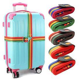 Ремни для чемодана