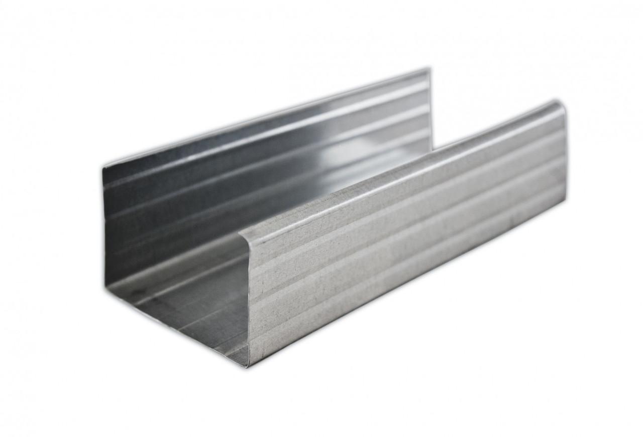 Профиль стоечный 75х50 (0,5 мм)