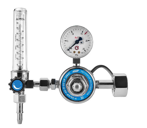 Регулятор расхода газа У-30/АР-40-Р ПТК