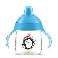 Avent Волшебная чашка-непролевайка, Avent, от 12 месяцев, голубая, 260 мл
