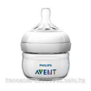 Avent Бутылочка из полипропилена Avent Natural, 60 мл, от 0 до 6 месяцев