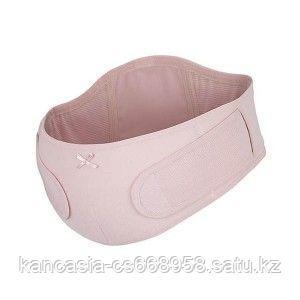 Pigeon Бандаж для беременных, Pigeon, розовый, размер LL