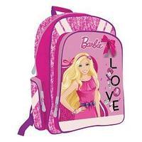 Barbie Школьный рюкзак, текстиль, размер 38 x 29 x 13 см