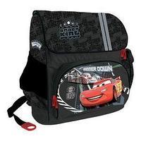 Cars Школьный рюкзак, текстиль, размер 33х32х13,5