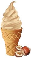 Сухая Смесь для мороженого Орех