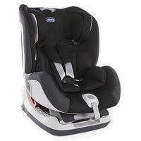 Chicco Автокресло, Chicco Seat Up 012 Jet Black, до 25 кг., от 0 месяцев, черное