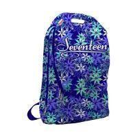 Seventeen Школьный рюкзак, текстиль, размер 43х31х14 см