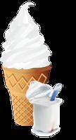 Смеси для замороженого йогурта