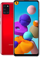 Смартфон Samsung Galaxy A21s 32Gb Красный